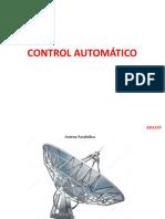 control de posición de una antena y otros (3)
