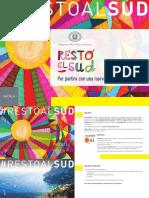 Brochure Resto Al Sud 2020