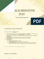 World Hepatitis Day by Slidesgo.pptx