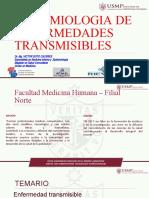 3. Enfermedades Transmisibles