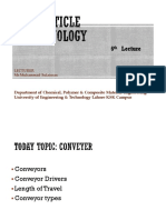 Lecture n.6 Conveyors.pdf