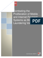 Combating the Proliferation of Mobile and Internet Payment Systems as Money Laundering Vehicles.pdf
