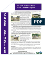 Skye Case Study - Earth sheltered house in the Cotswold, UKs