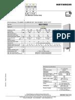 Kathrein 80010682 3ft XX Pole PCS-AWS with MEDT 06232020
