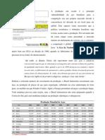 Importações Brasileiras de Aço - 2010