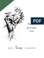 Paixao de Cristo 2020