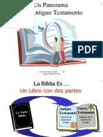 Un Panorama Del Antiguo Testamento.ppt