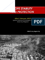 slope stability and protection 2019