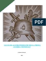 Gli elmi Austro-Tedeschi nella Ia GM