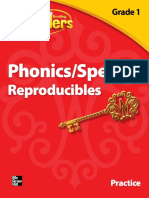 Phonics & Spelling G1