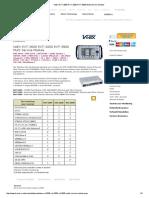 VeEX RXT-3000 RXT-3200 RXT-3900 Multi Service Module