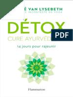 Detox Cure Ayurvedique - Andre Van Lysebeth.pdf