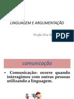 Língua, linguagem e comunicação
