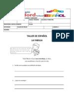 taller d e repaso español