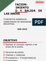 020615 Capacitacion Ingreso Areas