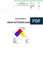 Ficha técnica A. A. EcoDes BM 500ppm