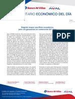 Comentario Económico ANIF julio16