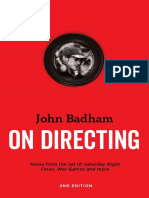 John Badham on Directing, 2nd edition
