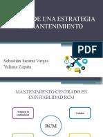 DISEÑO DE UNA ESTRATEGIA DE MANTENIMIENTO - copia