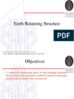 Introduction to Earth Retaining Structures