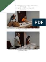 Galeria de fotografias do IV Encontro de Museus Indígenas em Pernambuco