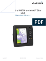 GPS echoMAP 50s 5 7 OM PT Manual do Utilizador
