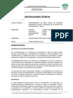 ESPECIFICACIONES TECNICAS CORREGIDO ULTIMO