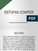 ESTUFAS COWPER