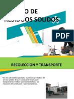 GESTION EXTERNA DE RESIDUOS