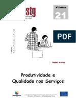 Manual 21 - P&Q nos Serviços