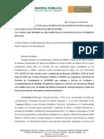 OfÃ_cio CNDH _ Of. 741-2020 - Assinado