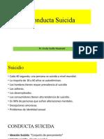 Conducta Suicida- Fredy