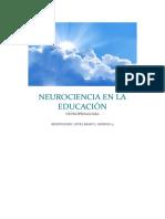 Neurociencia neuronas espejo