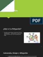(1)Delegacion Concepto Basico