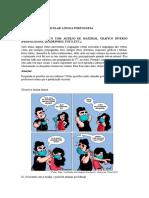 ATIVIDADES DOMICILIARES - 4ª SEMANA DE JUNHO