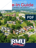 RMU 2020 Move in Guide
