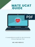 Ultimate UCAT Guide