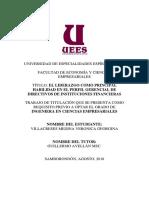 VILLACRÉSES MEDINA VERÓNICA GEORGINA - EL LIDERAZGO COMO PRINCIPAL HABILIDAD EN EL PERFIL FERENCIAL DE DIRECTIVOS DE INSTITUCIONES FINANCIERAS.pdf