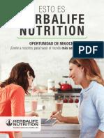 Esto es Herbalife Nutrition -  Negocio.pdf