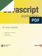 10- Javascript Avanzado PDF clase 7 asíncrono