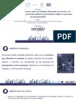 Deficiencias de politicas publicas en el  territorio caso de 10 municipios en Santiago de Los 30 Caballeros y  5 municipios en Santo Domingo RD. los vabb