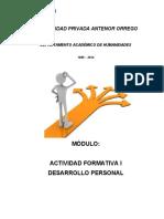 Modulo de Formativa 1