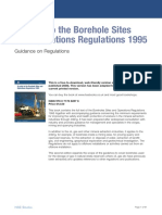 HSE L072_2008 - A guide to the Borehole Sites and Operations Regulations 1995. Guidance on Regulations.pdf