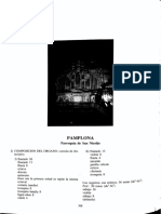 Pamplona - Órgano de San Nicolás