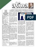 Datina - 6.08.2020 - prima pagină