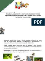 Diapositivas Plagas - AIDM