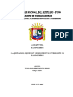 TRABAJO PAVIMENTOS MAQUINAS