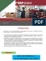 INV. PUBLIC. PRIV. Y CONCESIONES -SEMANA 4 - INSTITUC, ESTABIL.  JURIDIC. Y CONTRAT. (Art. 62)