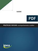 Políticas Sociais - acompanhamento e análise nº 27, 2020 SAÚDE
