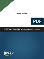 Políticas Sociais - acompanhamento e análise nº 27, 2020 EDUCAÇÃO